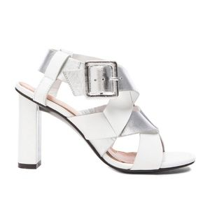 Robert Clergerie Lissia Leather Sandal